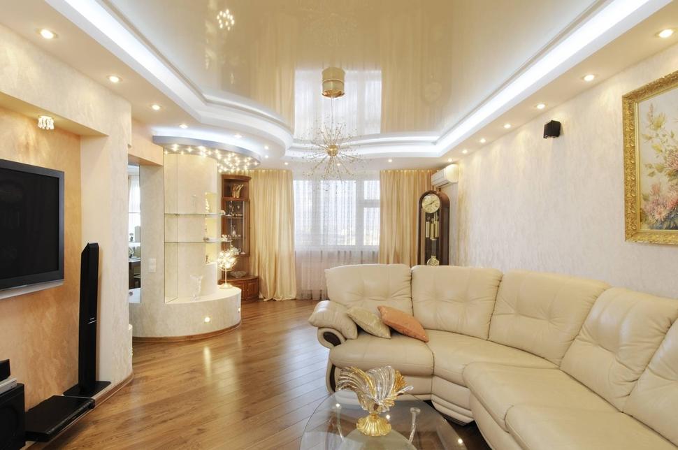 Самый красивый дизайн квартир фото